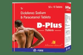 D-PLUS TABLETS
